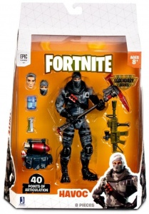 Fortnite - figurka Havoc 15 cm