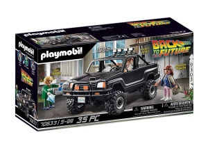 Playmobil 70633 Back to the Future Pick-up Marty'e